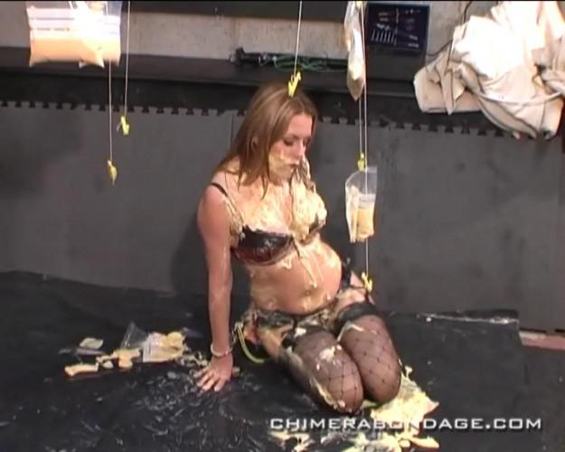 BDSM Sweet Gold Excellent Unreal Mega Collection Chimera Bondage. Part 4.