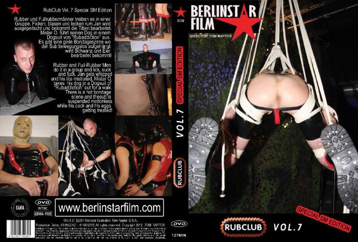 Gay BDSM RubClub Vol.7