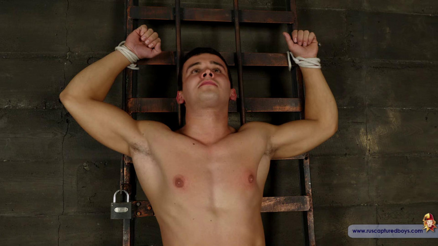 Gay BDSM Must be in captivity part 9