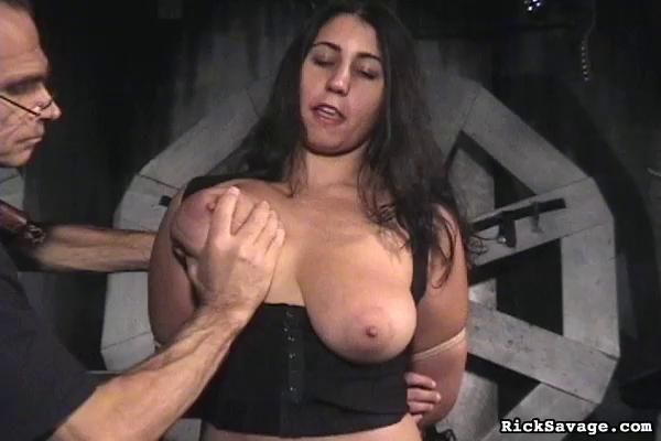 BDSM Girls Of Pain part 2 Nikki s Tender Tits