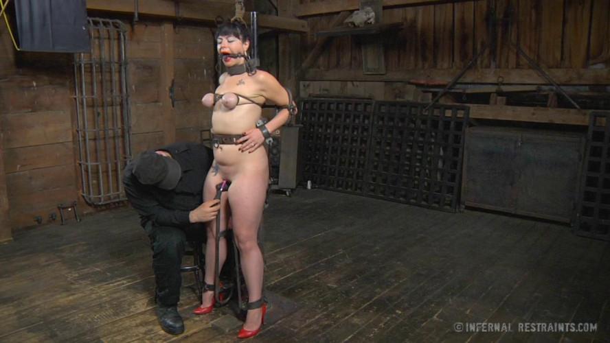BDSM InfernalRestraints  Siouxsie Q  Smut Writer Part One