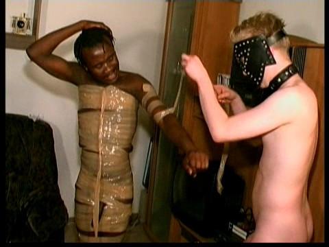 Gay BDSM Extrem Samenstau