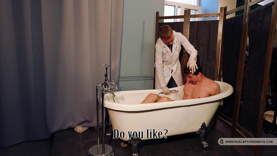 Gay BDSM The Cheated Patient - Part I