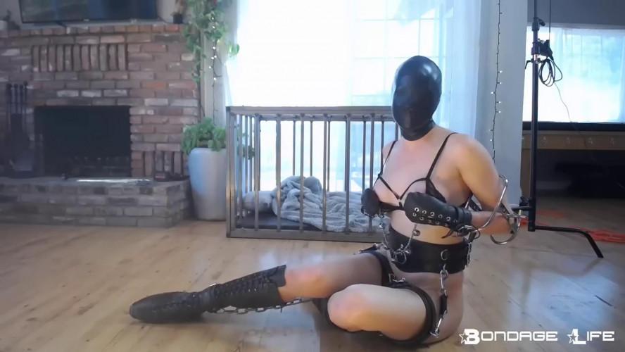 BDSM BrutalMaster, Rachel Greyhound - Cage Time (BrutalMaster Edition)