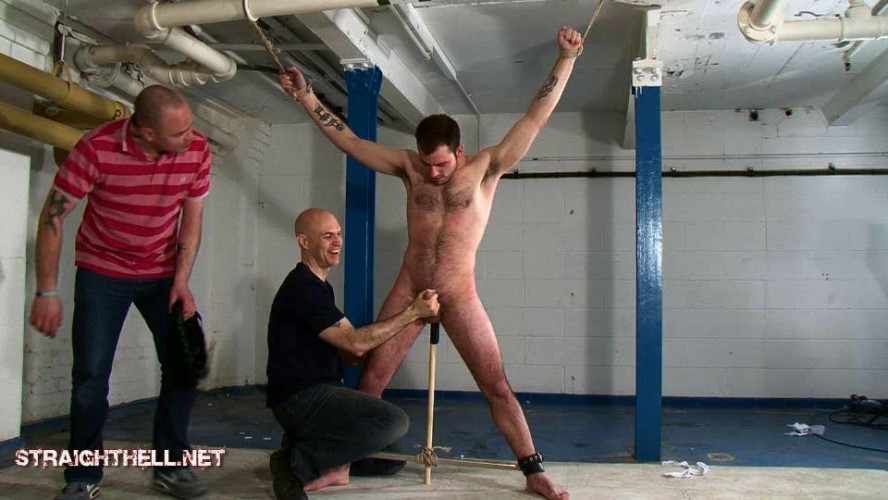 Gay BDSM Magnificent 12 Clips Gay BDSM Straight Hell 2012.