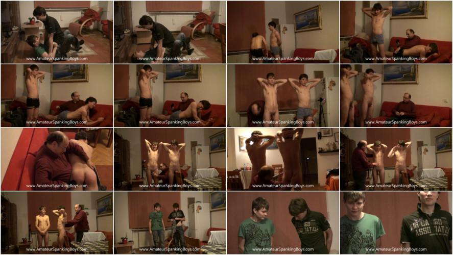 Gay BDSM SpankingBoysVideo - Daniel and Kuba