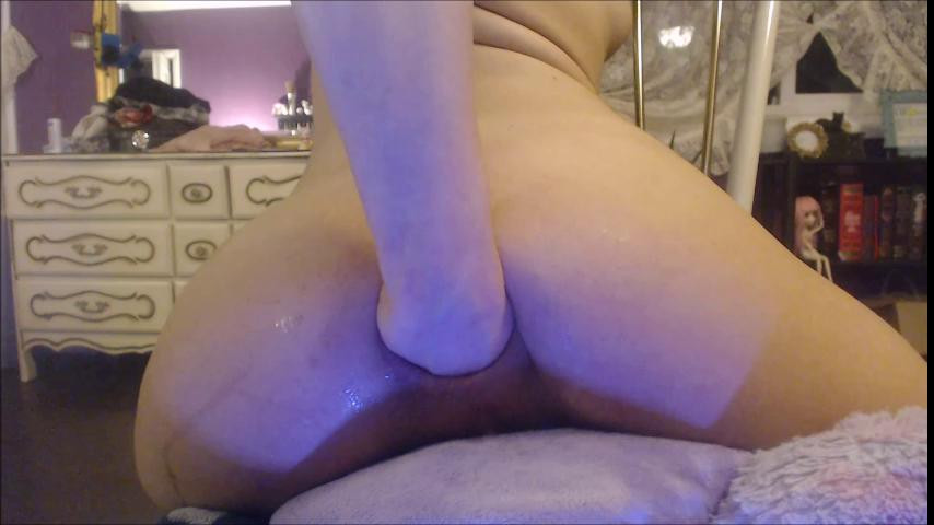 Fisting and Dildo Unpublished Anal And Cunt Ruination