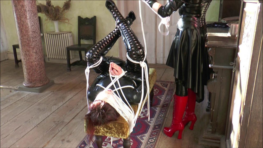 BDSM Latex Magic Sweet Hot New Only Best Collection Bondage Education. Part 5.
