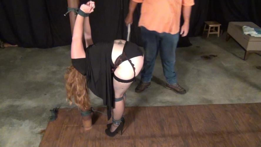BDSM Carmen Rough: Library Flirt