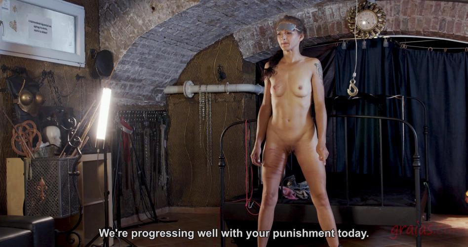 BDSM Graias - My Games With Gigi - Part 3