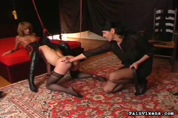 BDSM Pain humiliation part 1