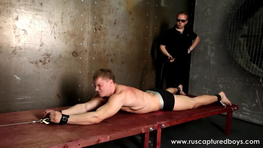 Gay BDSM RusCapturedBoys - Young Sailor Ivan Captured Again - I