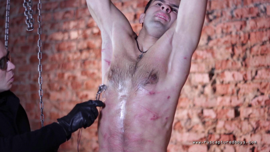 Gay BDSM Spetsnaz Prisoner Part II