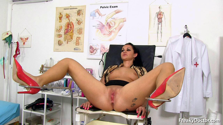 Sex Machines Fucked and doctor and patient