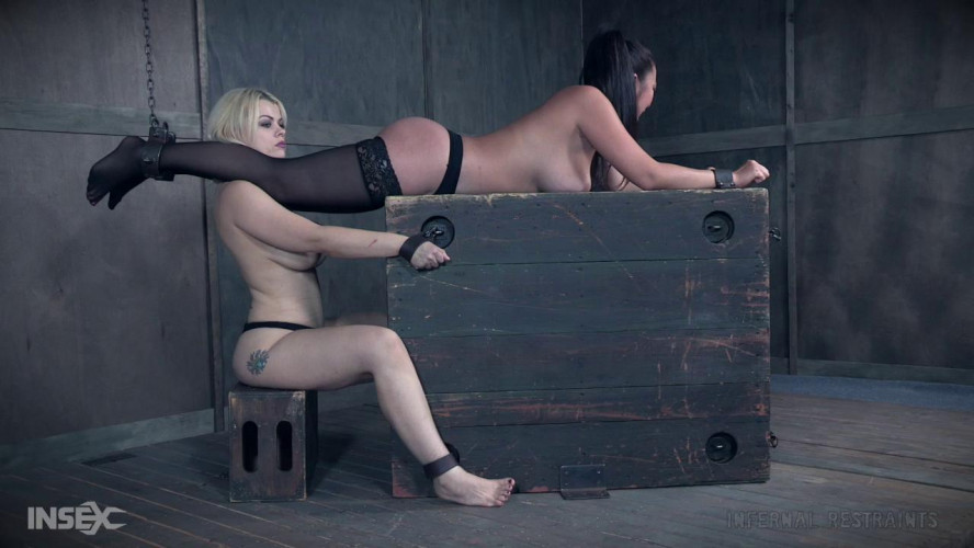 BDSM Humiliation party for nasty little ladies