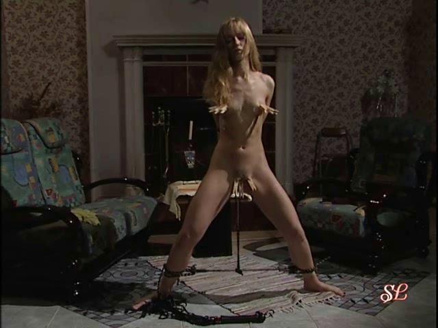 BDSM Art Sandra C Struggling