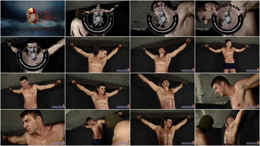 Gay BDSM RCB - Strength Gymnast Anton. Final Part