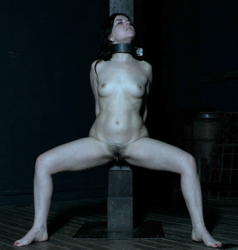 BDSM Juliette March Suffers Through Her Captors Torments