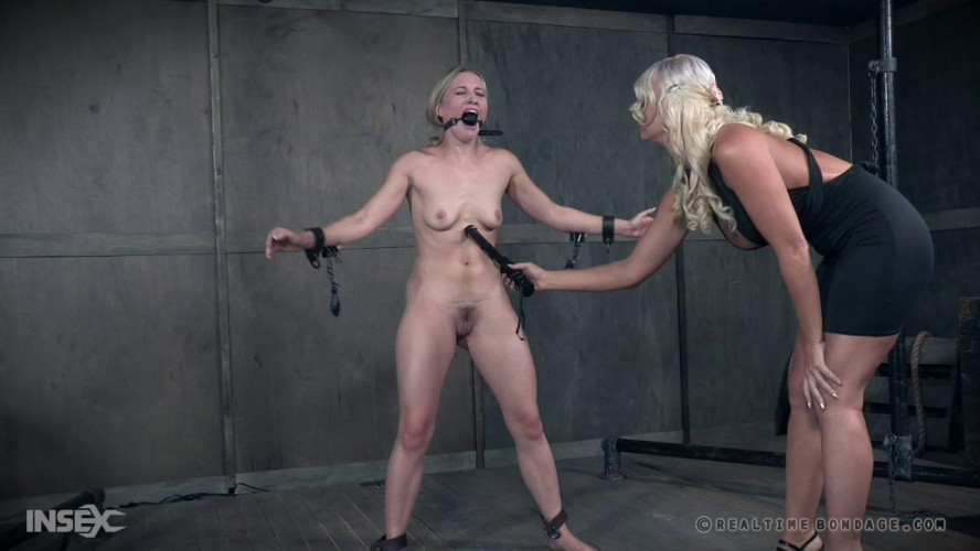 BDSM Riley Reyes Likes Dominate Bondage