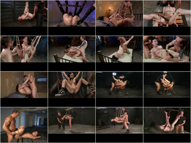 BDSM Brutal Hardcore Sex part 4