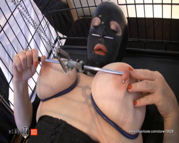 BDSM Latex Hot Vip New Perfect Gold Sweet Excellent Collection Slave M. Part 4.