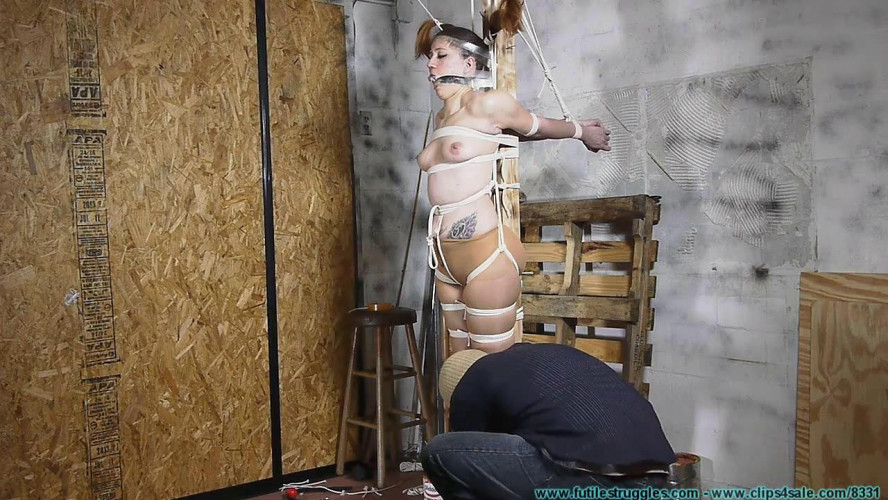 BDSM Penny Post Tied - Part 3