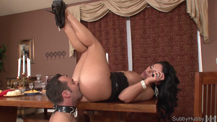 Femdom and Strapon Bella Reese And The Help - FullHD 1080p