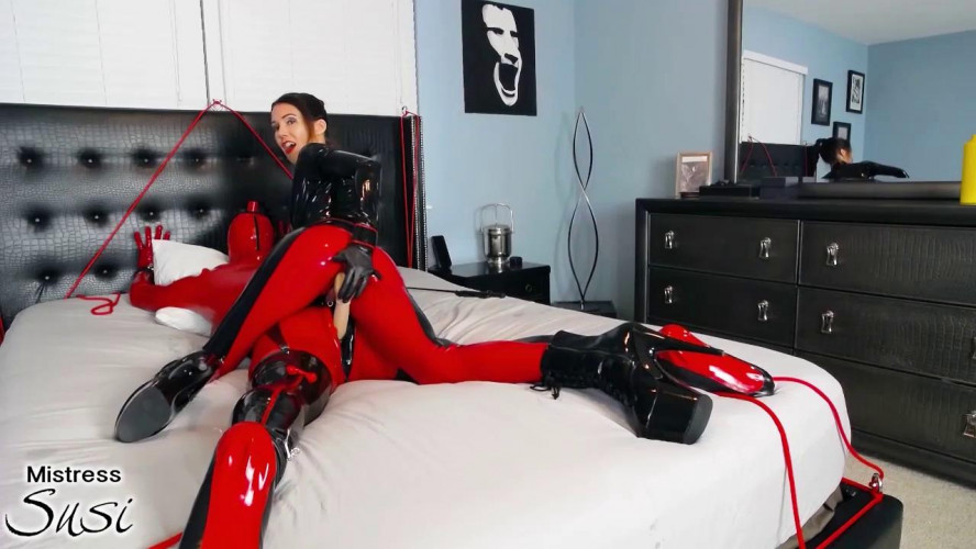 BDSM Latex Your Latex Will Crack At The Seams - Mistress Susi - Part 2