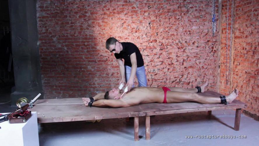 Gay BDSM RusCapturedBoys - Favourite Pain Slave Pavel - Part I