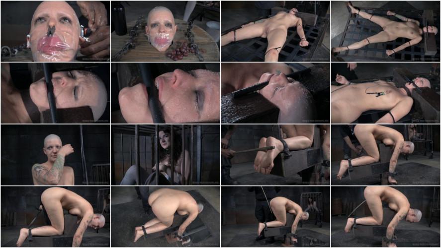 BDSM RealTimeBondage  Slave A Part 3