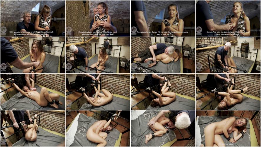 BDSM Real screams & real tears
