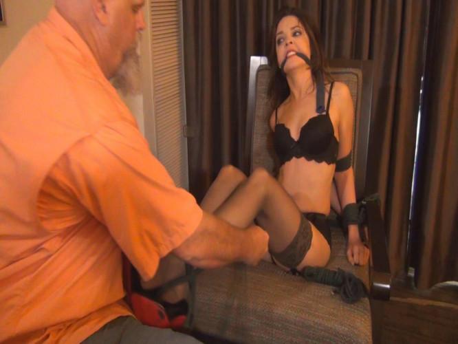 BDSM Brooke: Hot little brunette