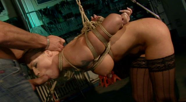 BDSM Full Scale Service part 2