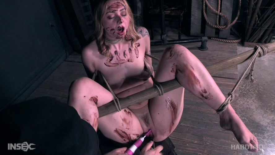 BDSM Predicament Slut - Jacey Jinx