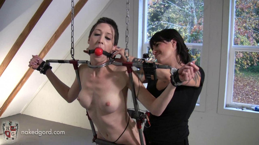 BDSM House of Gord - Trinity in Trouble