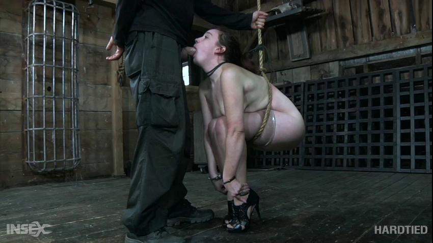 BDSM Living Bondage Fantasy Pt. 2