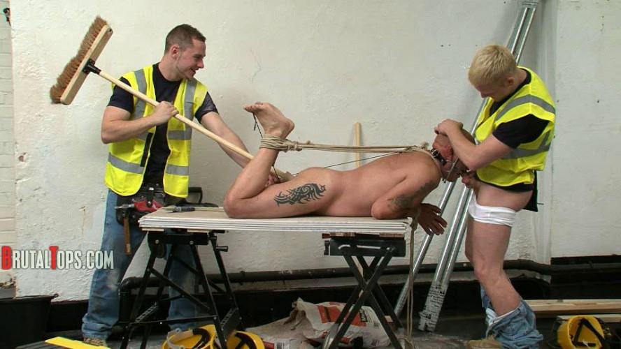 Gay BDSM Session 51 - Master Lee & Master Nick