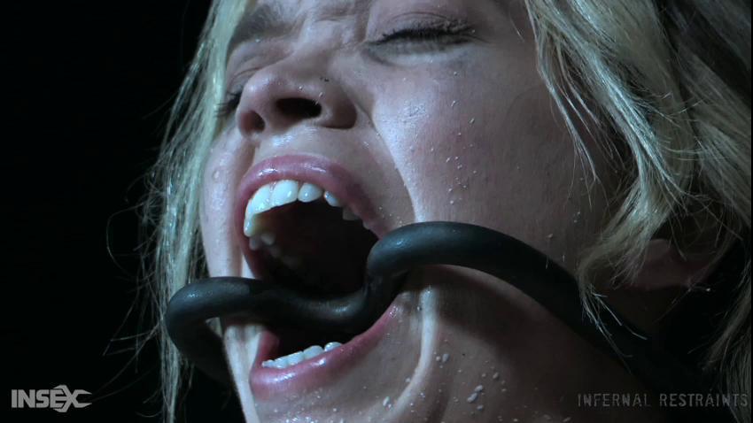 BDSM Katie has her freedom taken