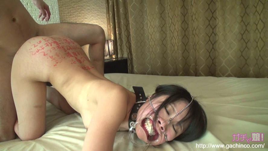 Asians BDSM Dirty Messy Anal Creampie - Keiko - Full HD 1080p