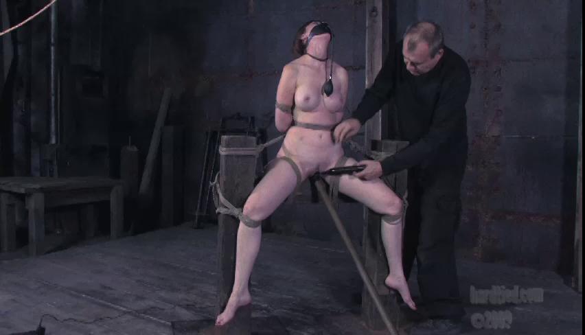 BDSM Hard Tied