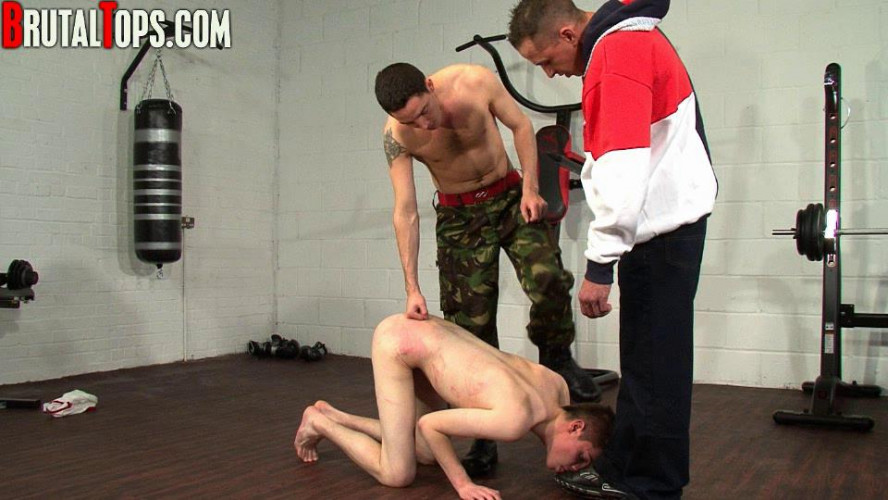 Gay BDSM Session 37 - Master Mike & Master Daryl