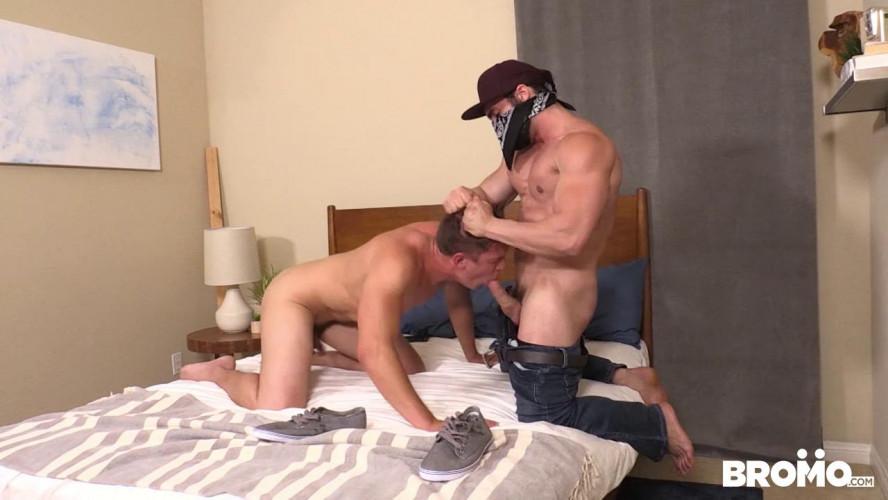 Gay BDSM Crucifix for gay