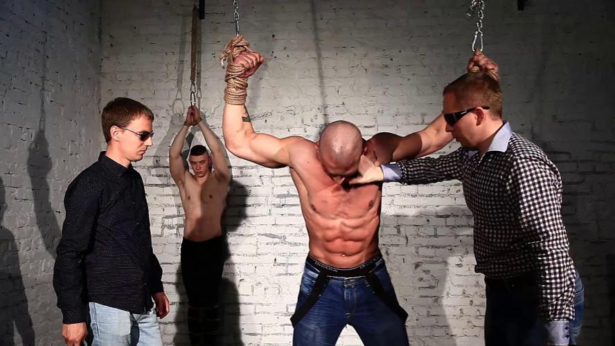 Gay BDSM Cruel Betrayal 2