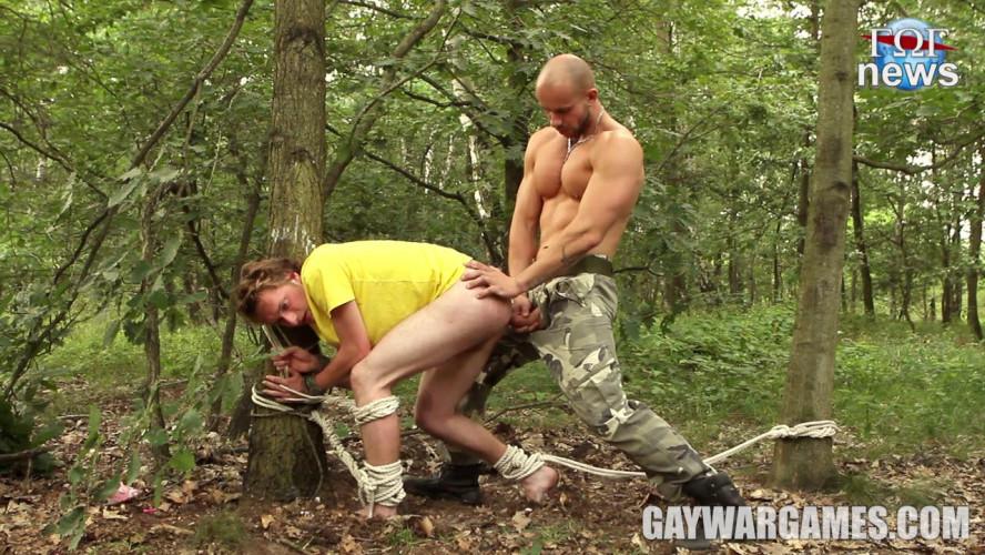 Gay BDSM Simon & Bohuslav - Obsessed Part 3