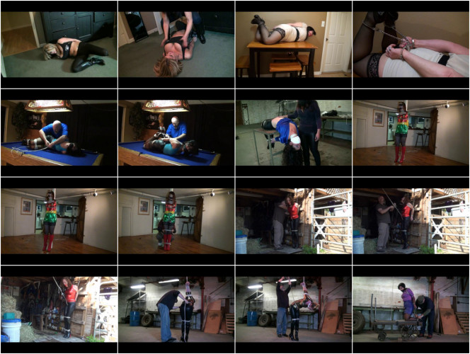 BDSM Nice Vip Excellent Gold Unreal Collection Hunterslair. Part 3.