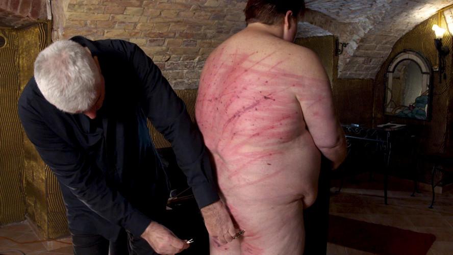 BDSM Piglet - The Sandbag - Part 2