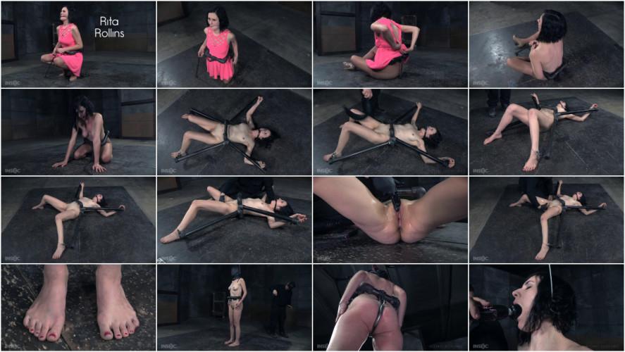BDSM Rita Rollins-Waisted Slut