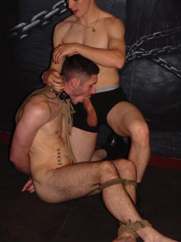 Gay BDSM Bondage Auction
