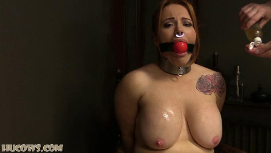 BDSM Lisa in the basement