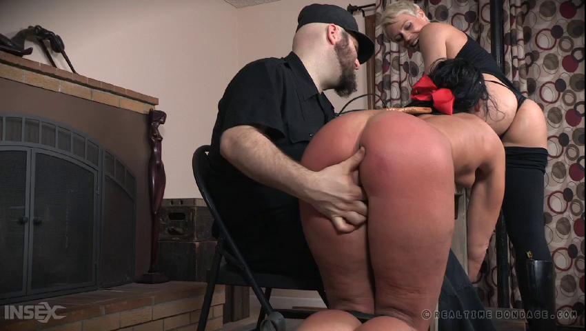 BDSM Beaten, banged & bruised